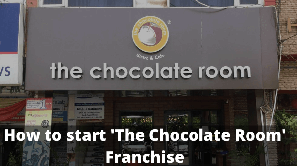 the chocolate room franchise