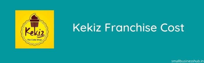 Kekiz franchise cost