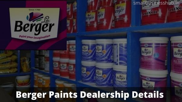 Berger Paints dealership