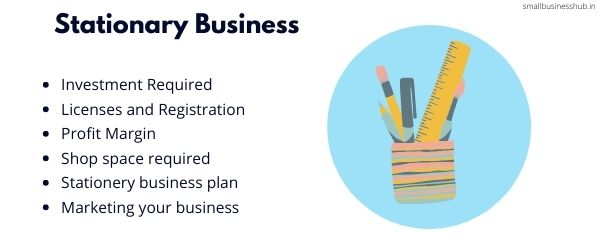 stationery business plan